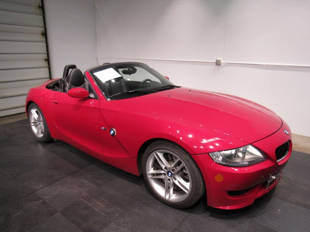 Pre-Owned 2006 BMW Z4 M