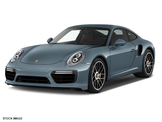 New 2017 Porsche 911 Turbo S