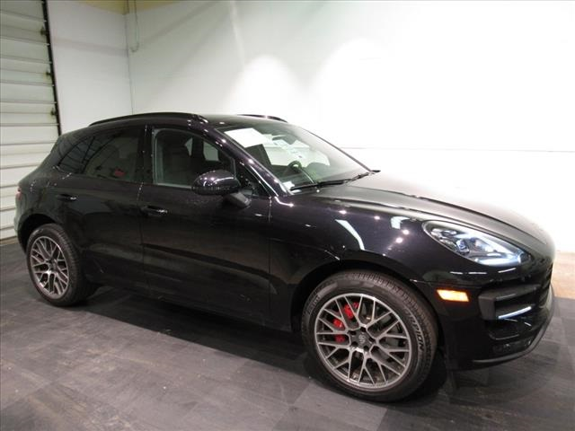 Certified Pre-Owned 2017 Porsche Macan Turbo AWD