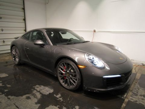 Certified Pre-Owned 2017 Porsche 911 S
